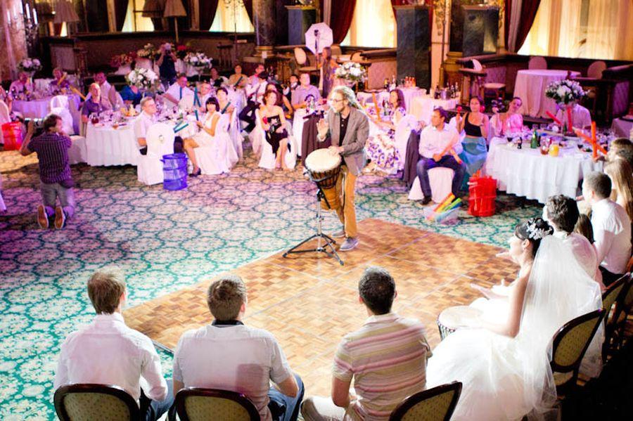 Конкурсы на свадьбу в ресторан