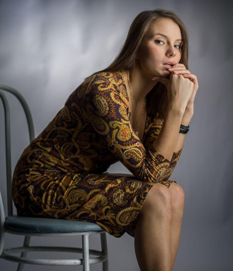 Голая Анна Дианова